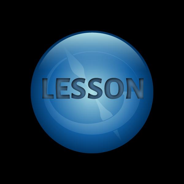 Lesson Button